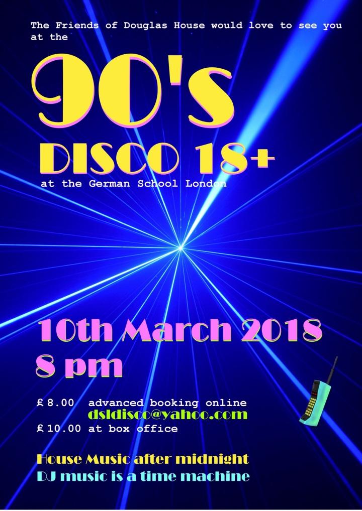 90s Disco 2018